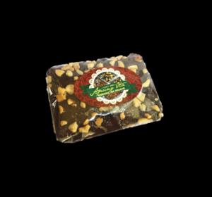 Apung ota brownies - Cashew Topped Brownie Individual